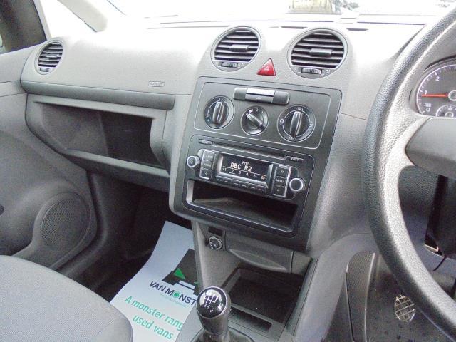2014 Volkswagen Caddy Maxi 1.6 Tdi 102Ps Startline Van (DL14JWM) Image 9