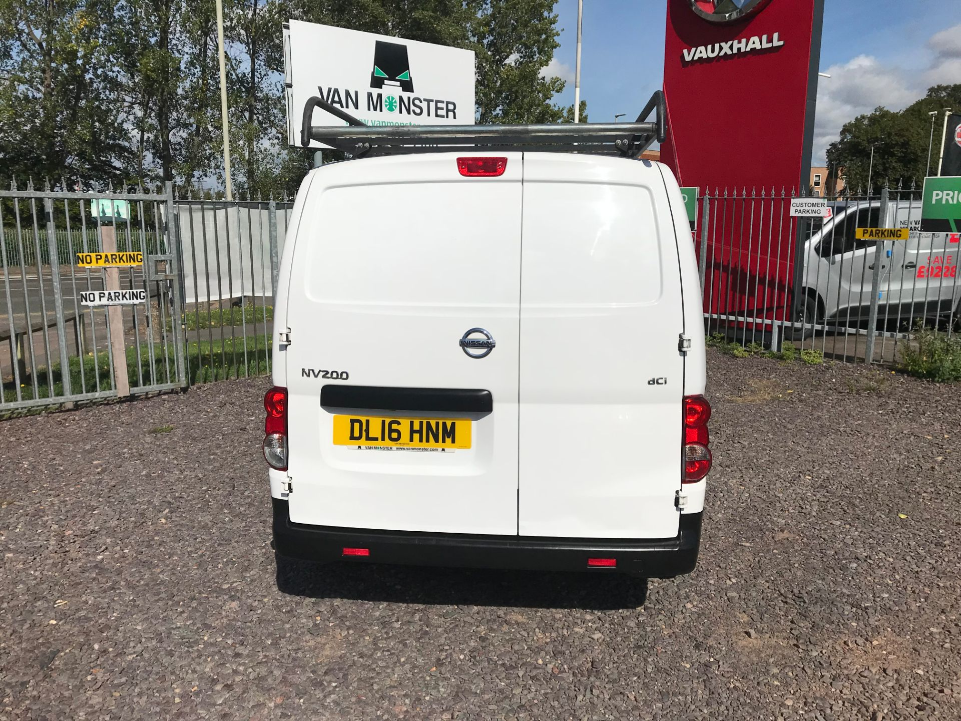 2016 Nissan Nv200 1.5 DCI ACCENTA EURO 5 (DL16HNM) Image 4