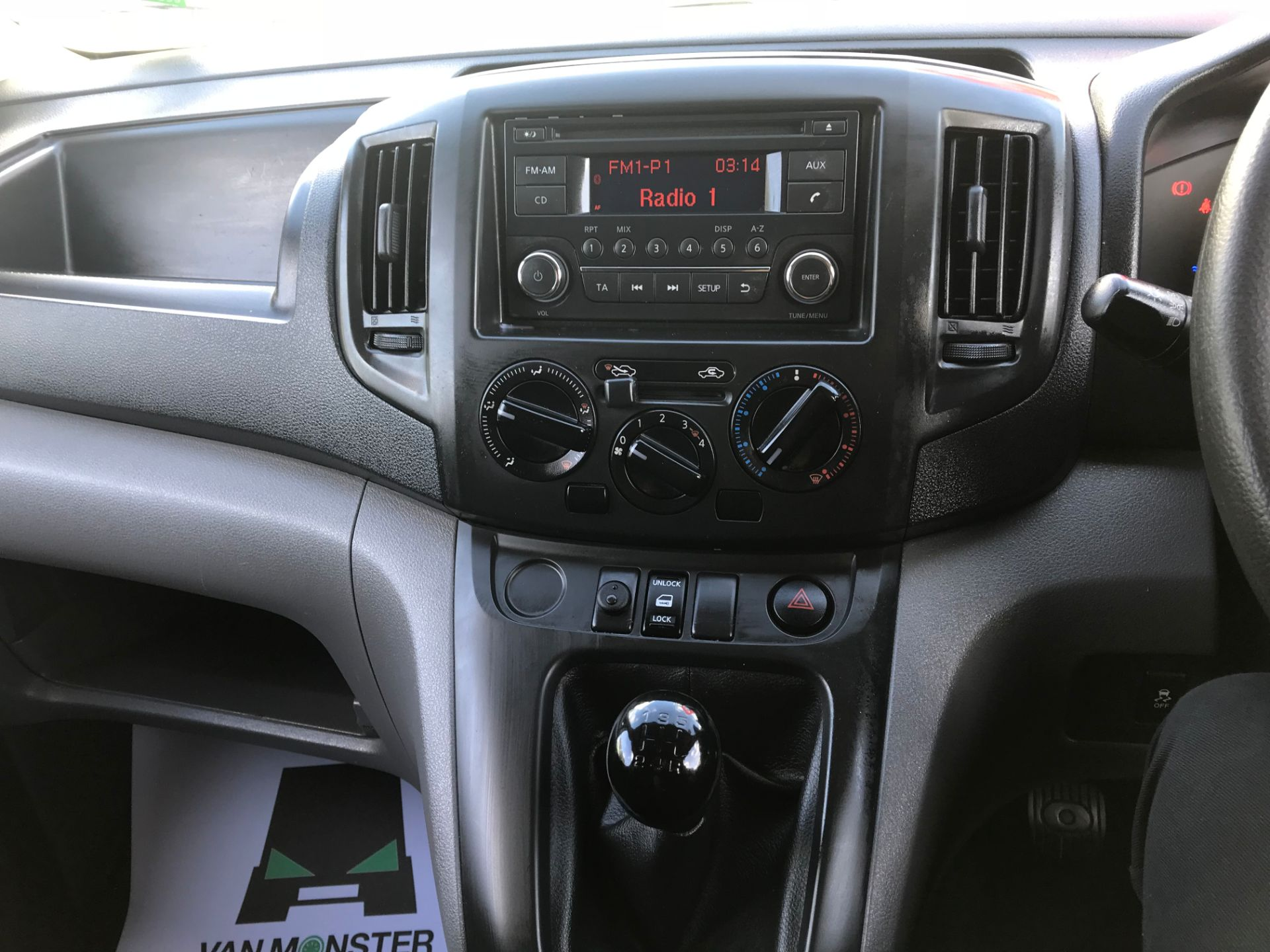 2016 Nissan Nv200 1.5 DCI ACCENTA EURO 5 (DL16HNM) Image 11