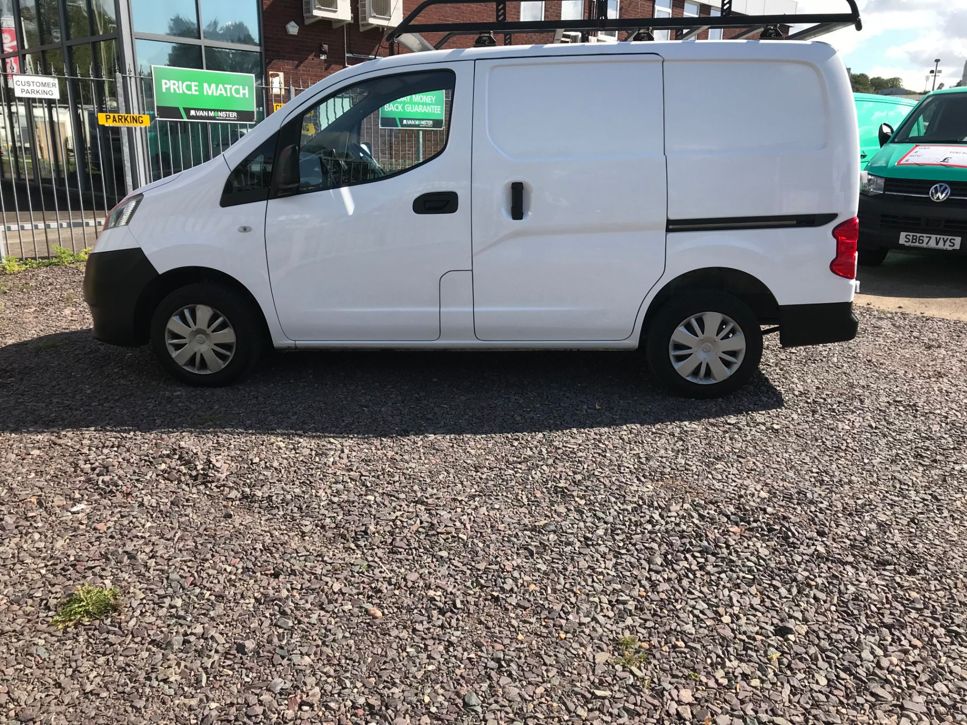 2016 Nissan Nv200 1.5 DCI ACCENTA EURO 5 (DL16HNM) Image 6