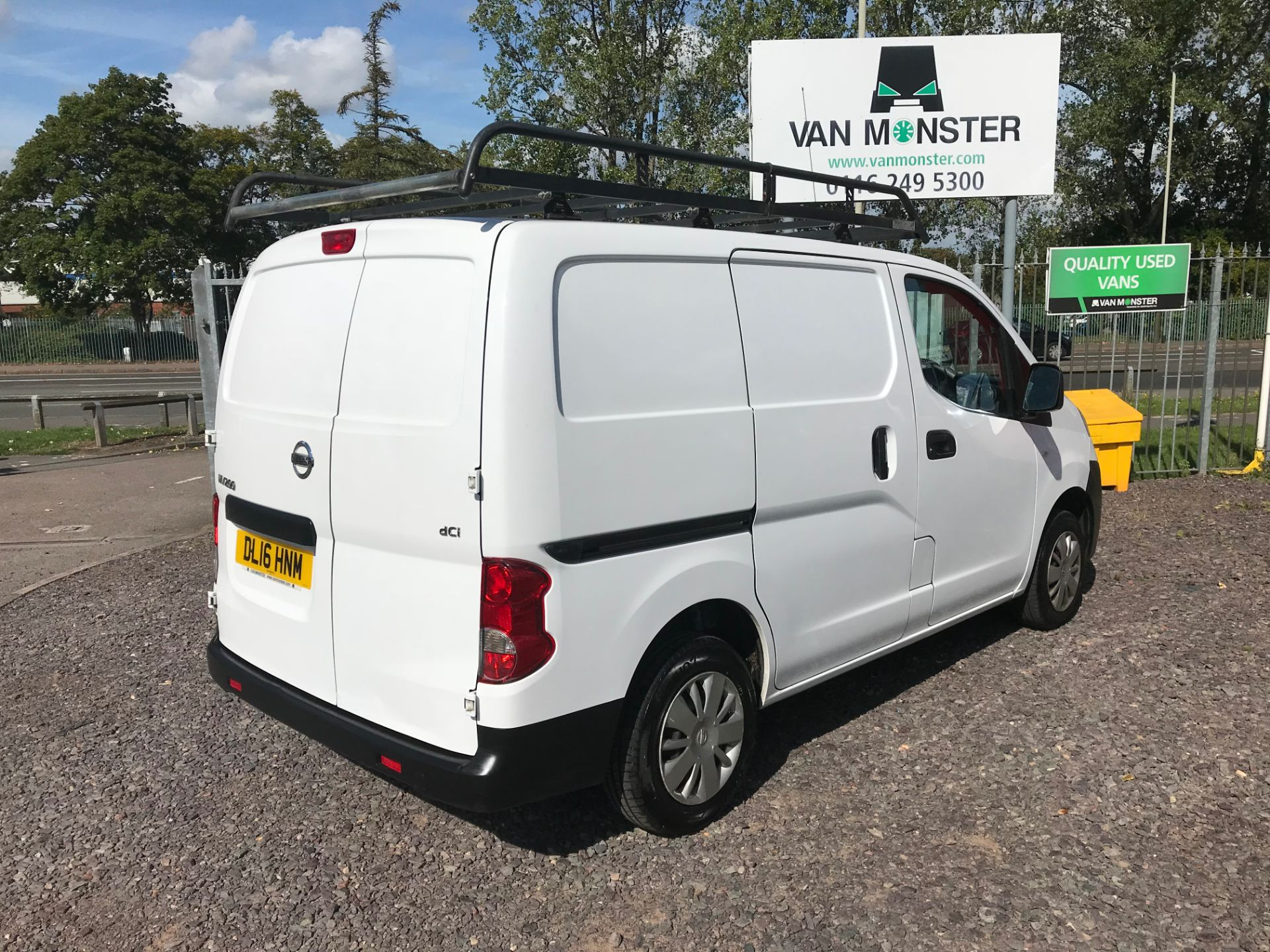 2016 Nissan Nv200 1.5 DCI ACCENTA EURO 5 (DL16HNM) Image 3