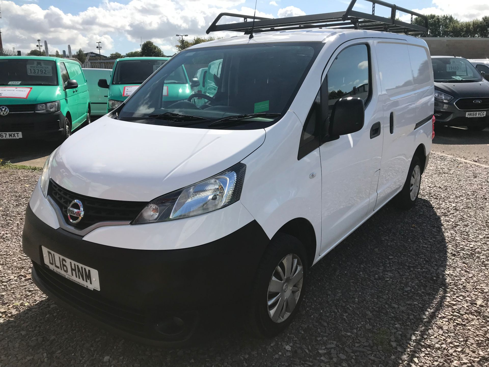 2016 Nissan Nv200 1.5 DCI ACCENTA EURO 5 (DL16HNM) Image 7