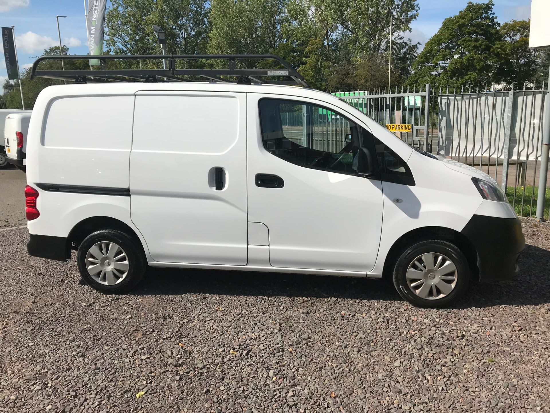 2016 Nissan Nv200 1.5 DCI ACCENTA EURO 5 (DL16HNM) Image 2