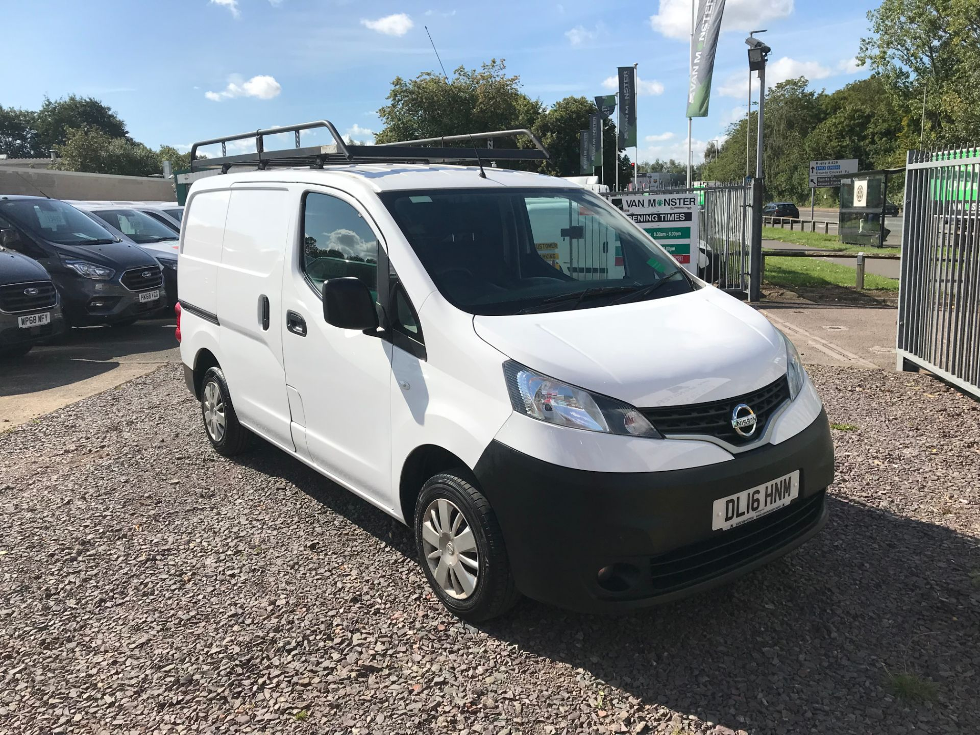 2016 Nissan Nv200 1.5 DCI ACCENTA EURO 5 (DL16HNM) Image 1
