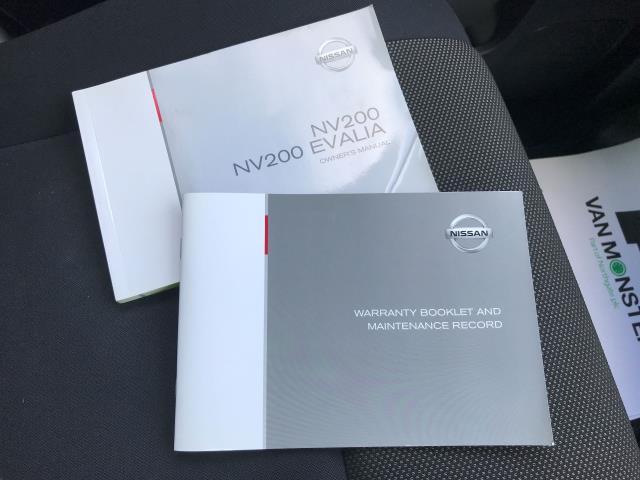 2016 Nissan Nv200 1.5DCI ACENTA 89PS EURO 5 (DL16HPF) Image 26