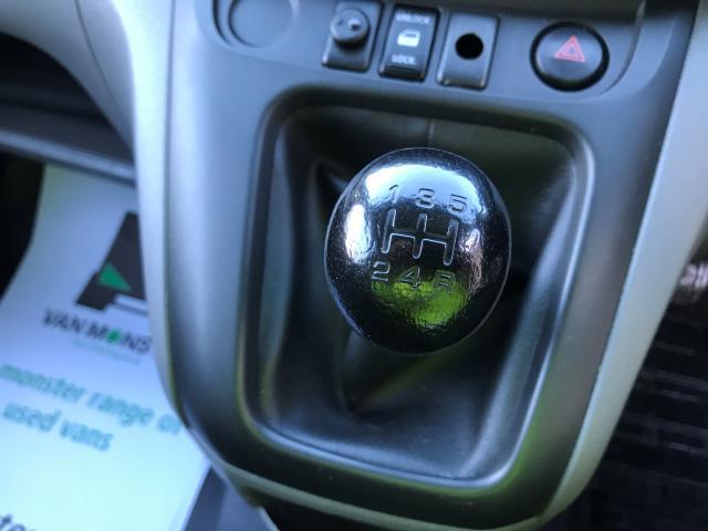 2016 Nissan Nv200 1.5DCI ACENTA 89PS EURO 5 (DL16HPF) Image 4