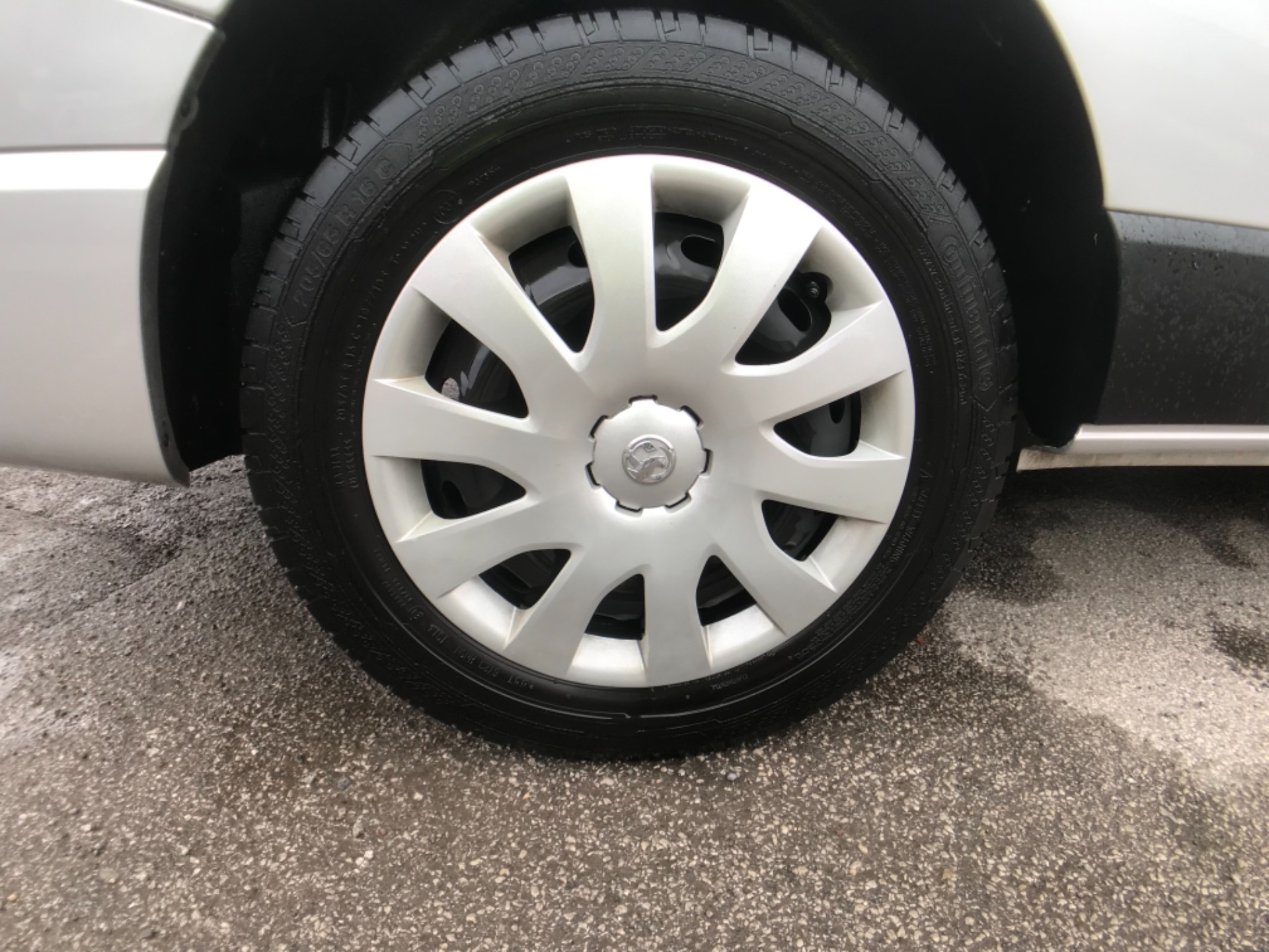 2018 Vauxhall Vivaro L2 H1 2900 1.6CDTI 120PS SPORTIVE EURO 6 (DL18UYC) Image 25