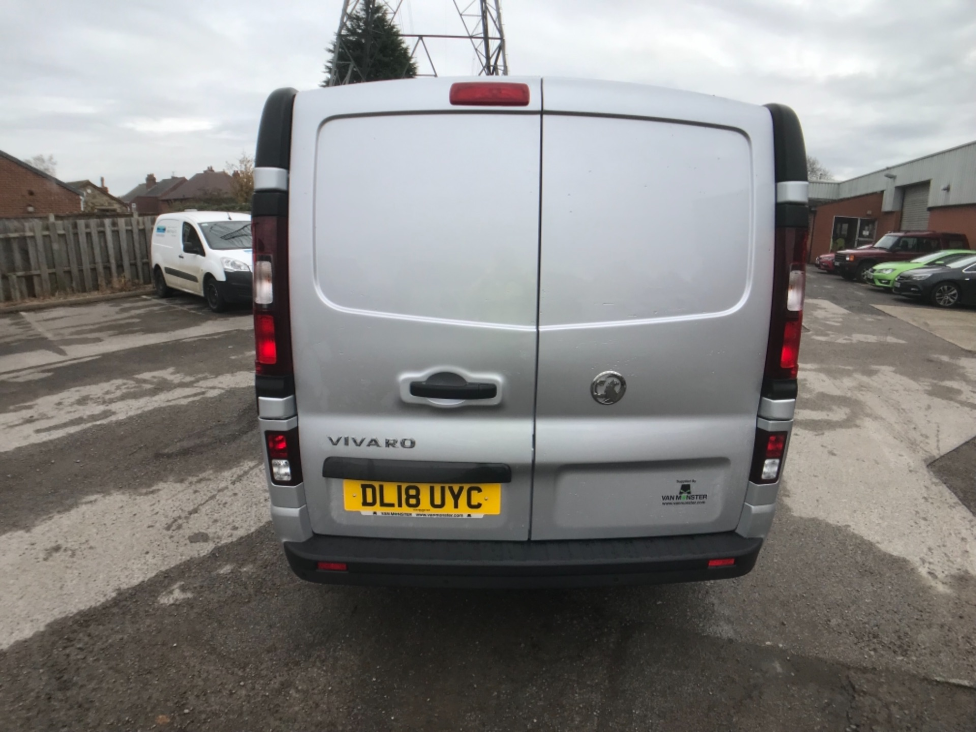 2018 Vauxhall Vivaro L2 H1 2900 1.6CDTI 120PS SPORTIVE EURO 6 (DL18UYC) Image 6