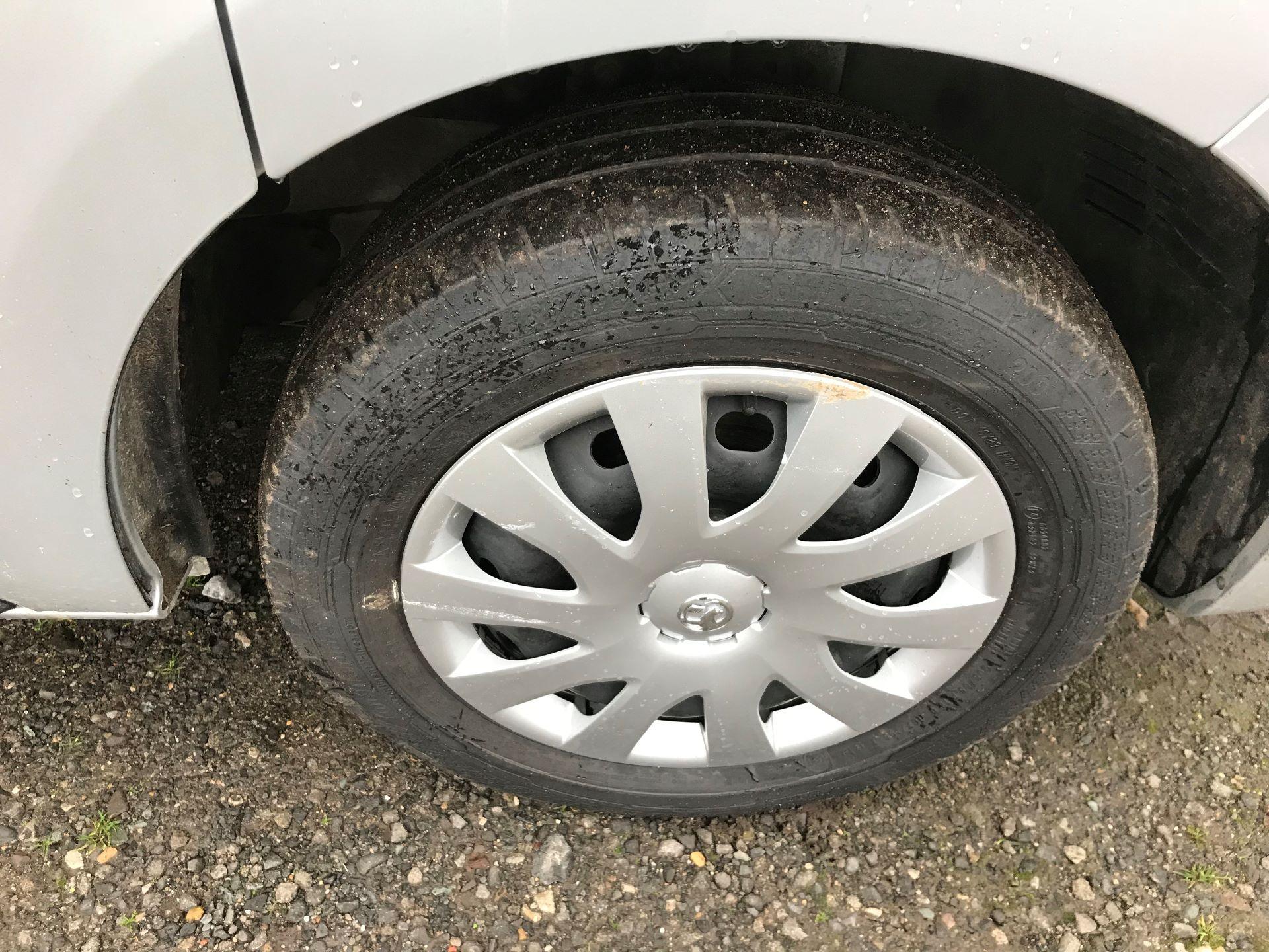 2018 Vauxhall Vivaro 2900 1.6Cdti 120Ps Sportive H1 Van (DL18UYU) Image 9