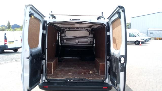 2018 Vauxhall Vivaro 2900 1.6Cdti Biturbo 125Ps Sportive H1 Van (DL18VPT) Image 11