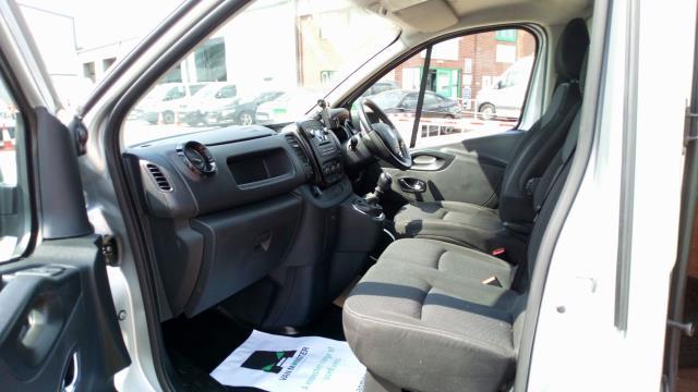 2018 Vauxhall Vivaro 2900 1.6Cdti Biturbo 125Ps Sportive H1 Van (DL18VPT) Image 13