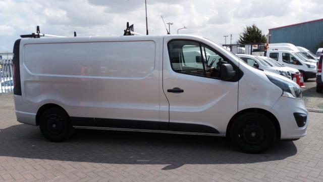 2018 Vauxhall Vivaro 2900 1.6Cdti Biturbo 125Ps Sportive H1 Van (DL18VPT) Image 2