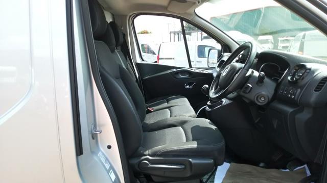 2018 Vauxhall Vivaro 2900 1.6Cdti Biturbo 125Ps Sportive H1 Van (DL18VPT) Image 14