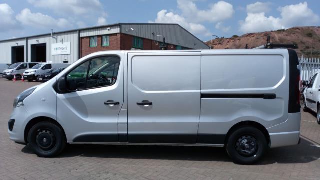 2018 Vauxhall Vivaro 2900 1.6Cdti Biturbo 125Ps Sportive H1 Van (DL18VPT) Image 6