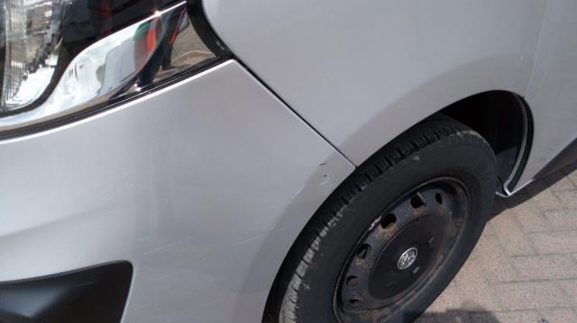 2018 Vauxhall Vivaro 2900 1.6Cdti Biturbo 125Ps Sportive H1 Van (DL18VPT) Image 9