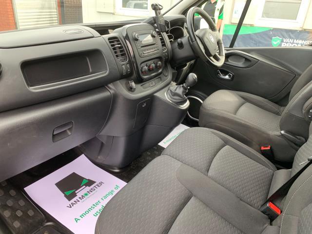 2018 Vauxhall Vivaro 2900 1.6CDTI BITURBO 125Ps SPORTIVE H1 VAN (DL18VRR) Image 4