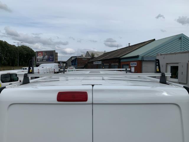 2018 Vauxhall Vivaro 2900 1.6CDTI BITURBO 125Ps SPORTIVE H1 VAN (DL18VRR) Image 26