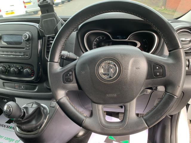 2018 Vauxhall Vivaro 2900 1.6CDTI BITURBO 125Ps SPORTIVE H1 VAN (DL18VRR) Image 15