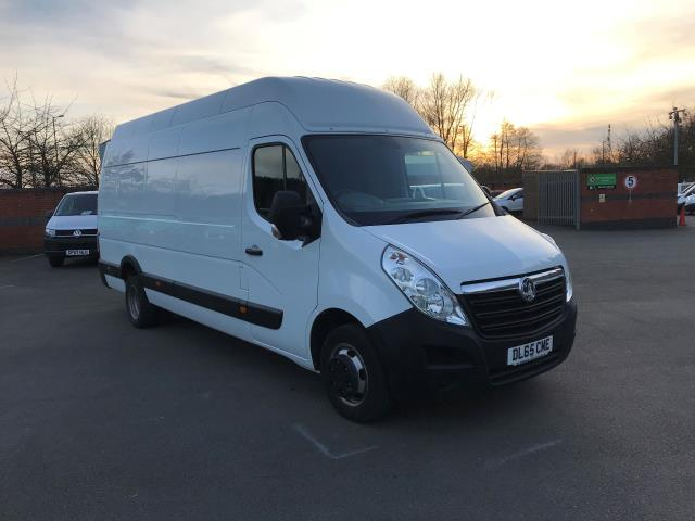 2015 Vauxhall Movano 35 L3 H3 125PS EURO 5 (DL65CME)