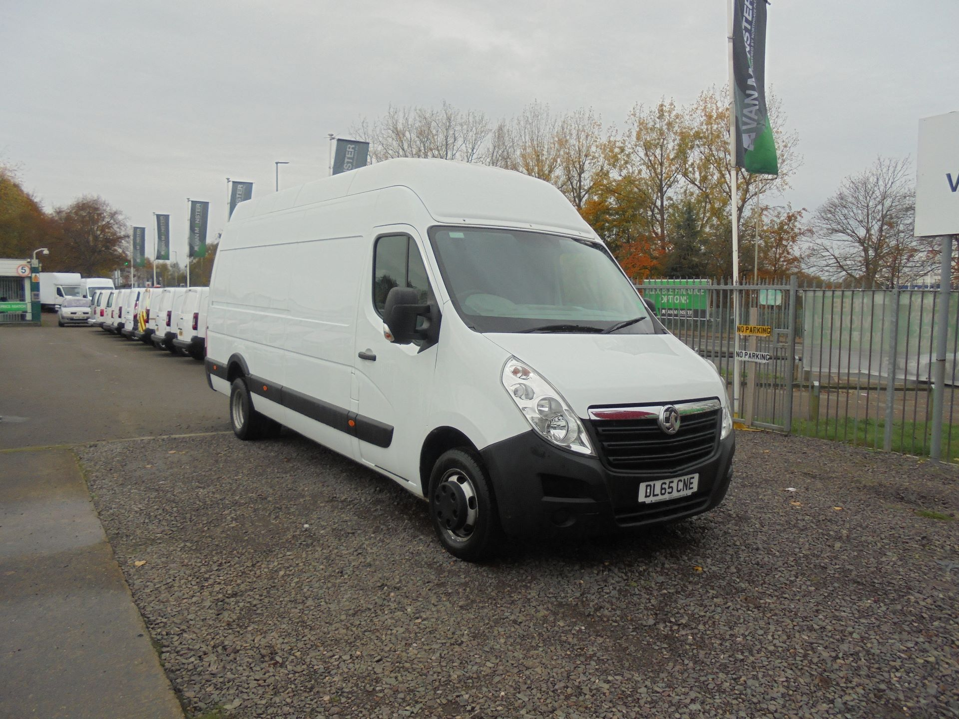2015 Vauxhall Movano 35 L4 H3 125PS EURO 5 (DL65CNE)