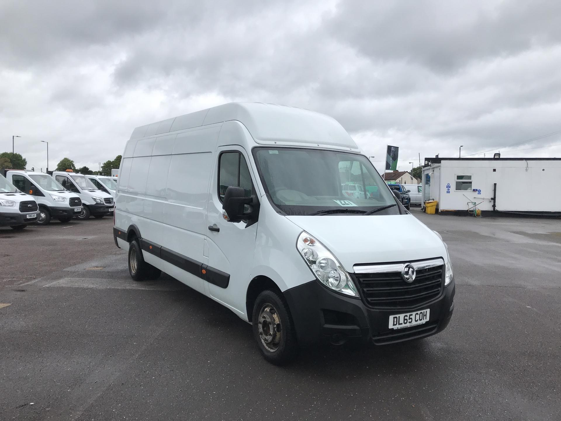2015 Vauxhall Movano  35 L4 H3 125PS EURO 5 *VALUE RANGE VEHICLE CONDITION REFLECTED IN PRICE* (DL65COH)
