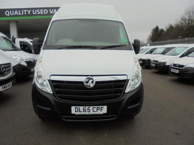 2015 Vauxhall Movano 35 L4 H3 125PS EURO 5 (DL65CPF) Image 8