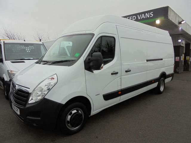 2015 Vauxhall Movano 35 L4 H3 125PS EURO 5 (DL65CPF) Image 7
