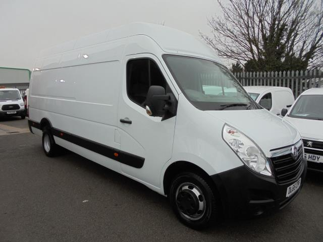 2015 Vauxhall Movano 35 L4 H3 125PS EURO 5 (DL65CPF)