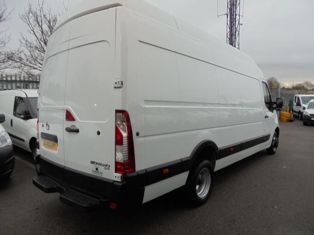 2015 Vauxhall Movano 35 L4 H3 125PS EURO 5 (DL65CPF) Image 3