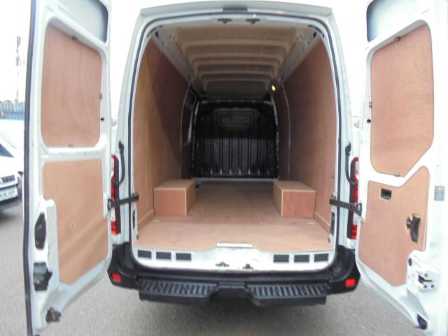2015 Vauxhall Movano 35 L4 H3 125PS EURO 5 (DL65CPF) Image 14