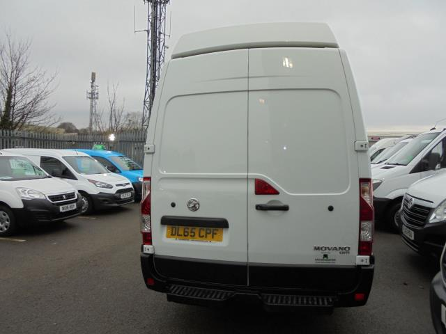 2015 Vauxhall Movano 35 L4 H3 125PS EURO 5 (DL65CPF) Image 4