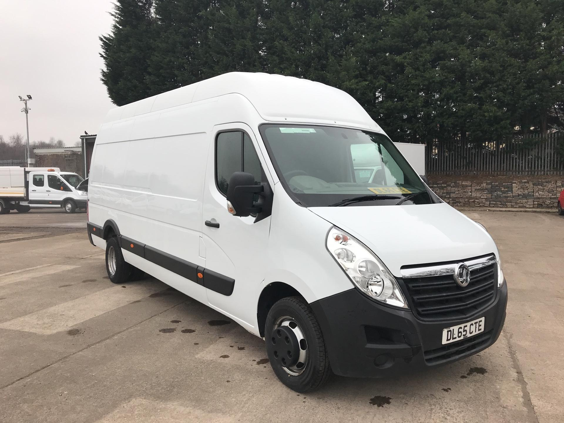 2015 Vauxhall Movano 35 L4 H3 125PS EURO 5 (DL65CTE)