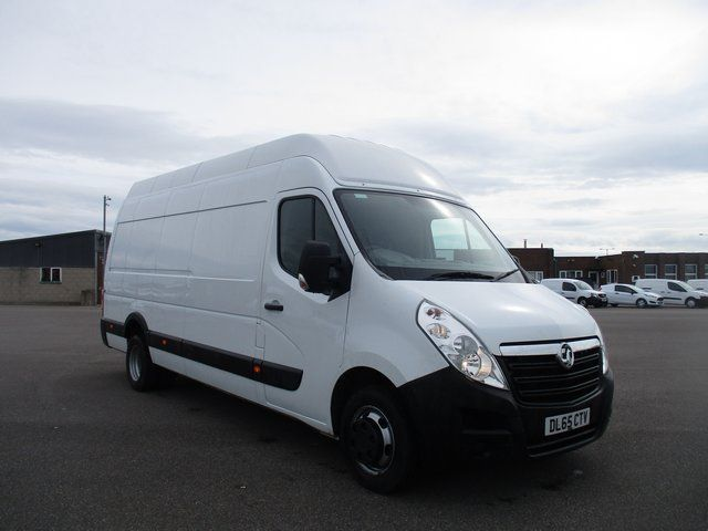 2015 Vauxhall Movano 35 L4 H3 125PS EURO 5 (DL65CTV)