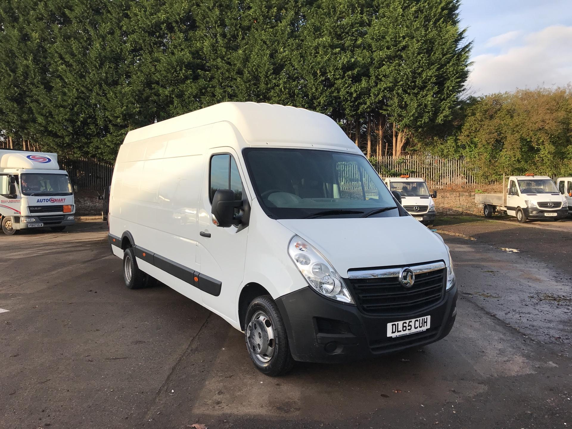 2015 Vauxhall Movano 35 L4 H3 125PS EURO 5  *VALUE RANGE VEHICLE - CONDITION REFLECTED IN PRICE* (DL65CUH)