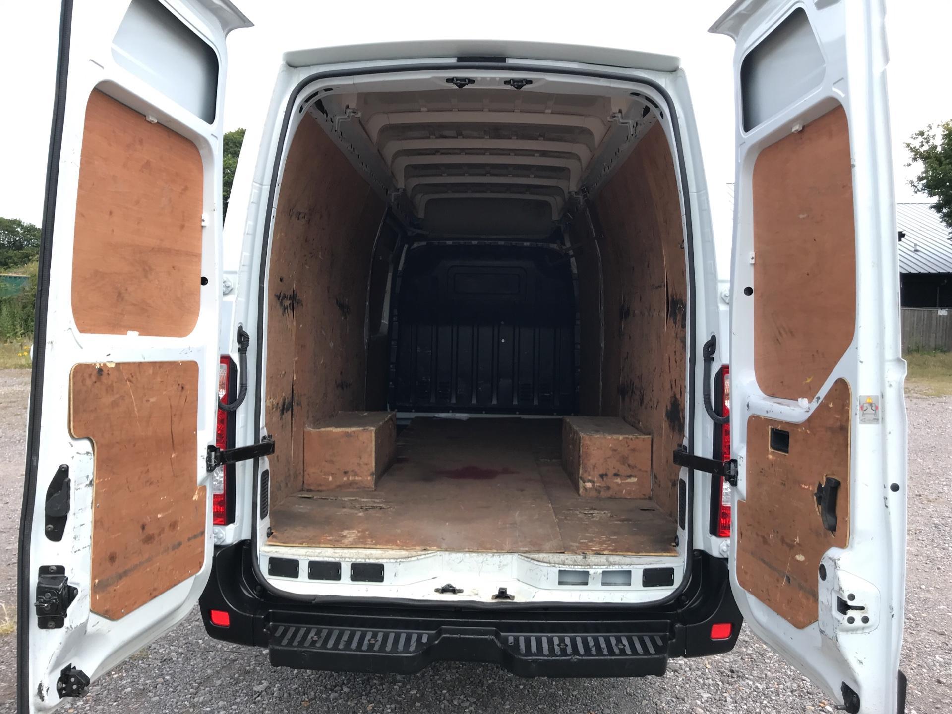 2015 Vauxhall Movano 2.3 Cdti H3 Van 125Ps (DL65CUU) Image 19