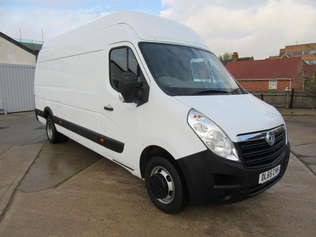 2015 Vauxhall Movano 35 L4 H3 125PS EURO 5 (DL65CVH)