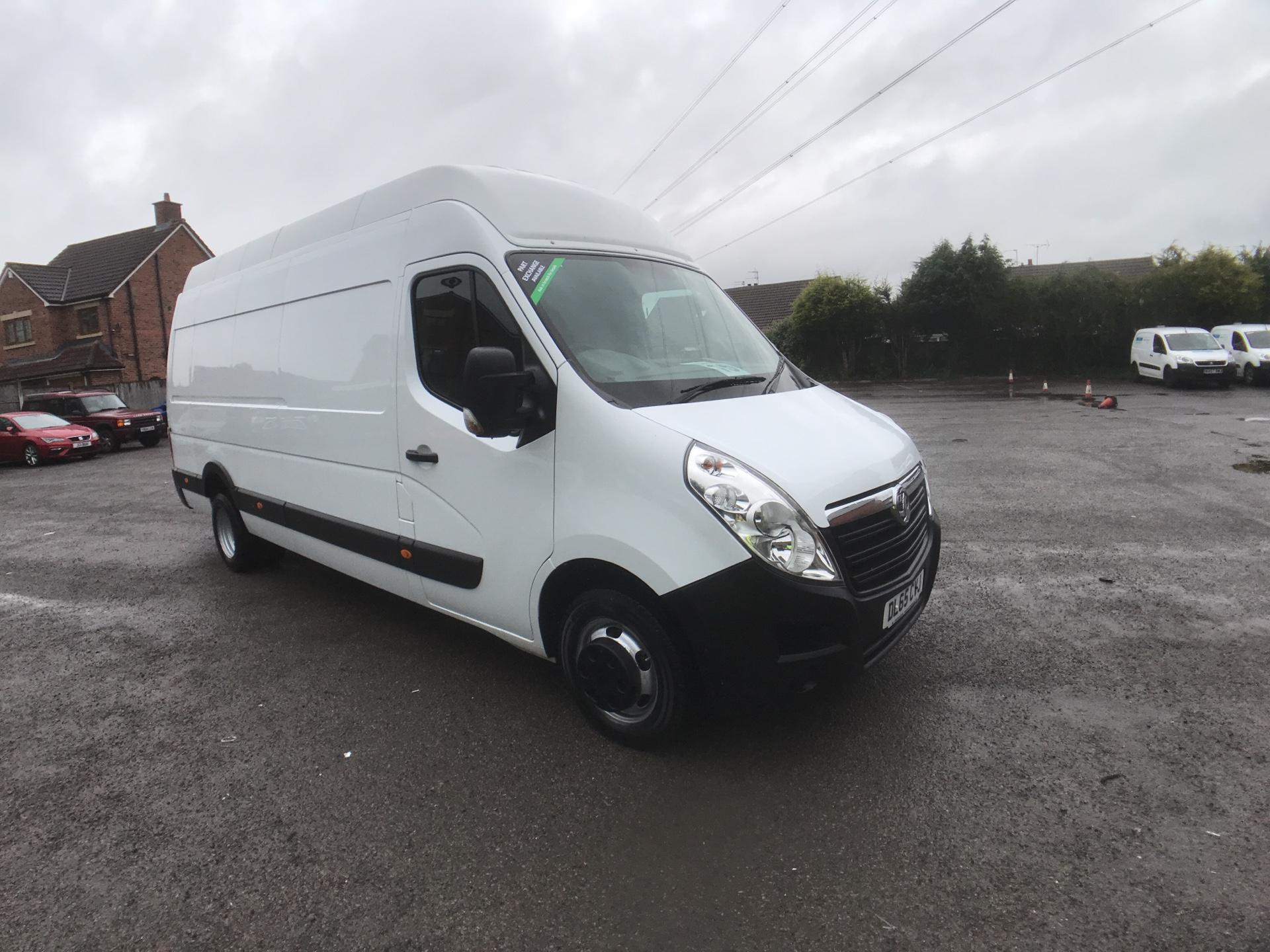 2015 Vauxhall Movano 35 L4 H3 125PS EURO 5 DRW (DL65CVJ)
