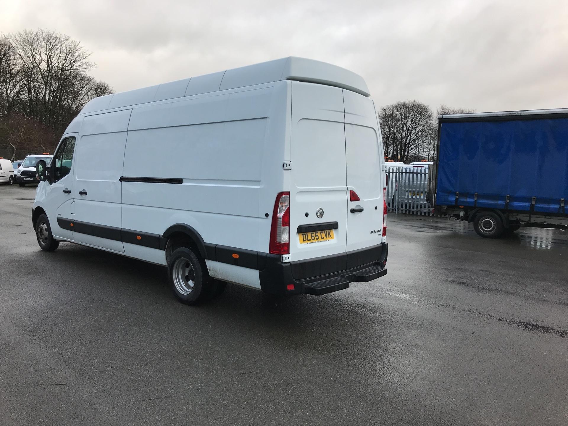 2015 Vauxhall Movano 35 L3 H3 125PS EURO 5 *VALUE RANGE VEHICLE - CONDITION REFLECTED IN PRICE* (DL65CVK) Image 5
