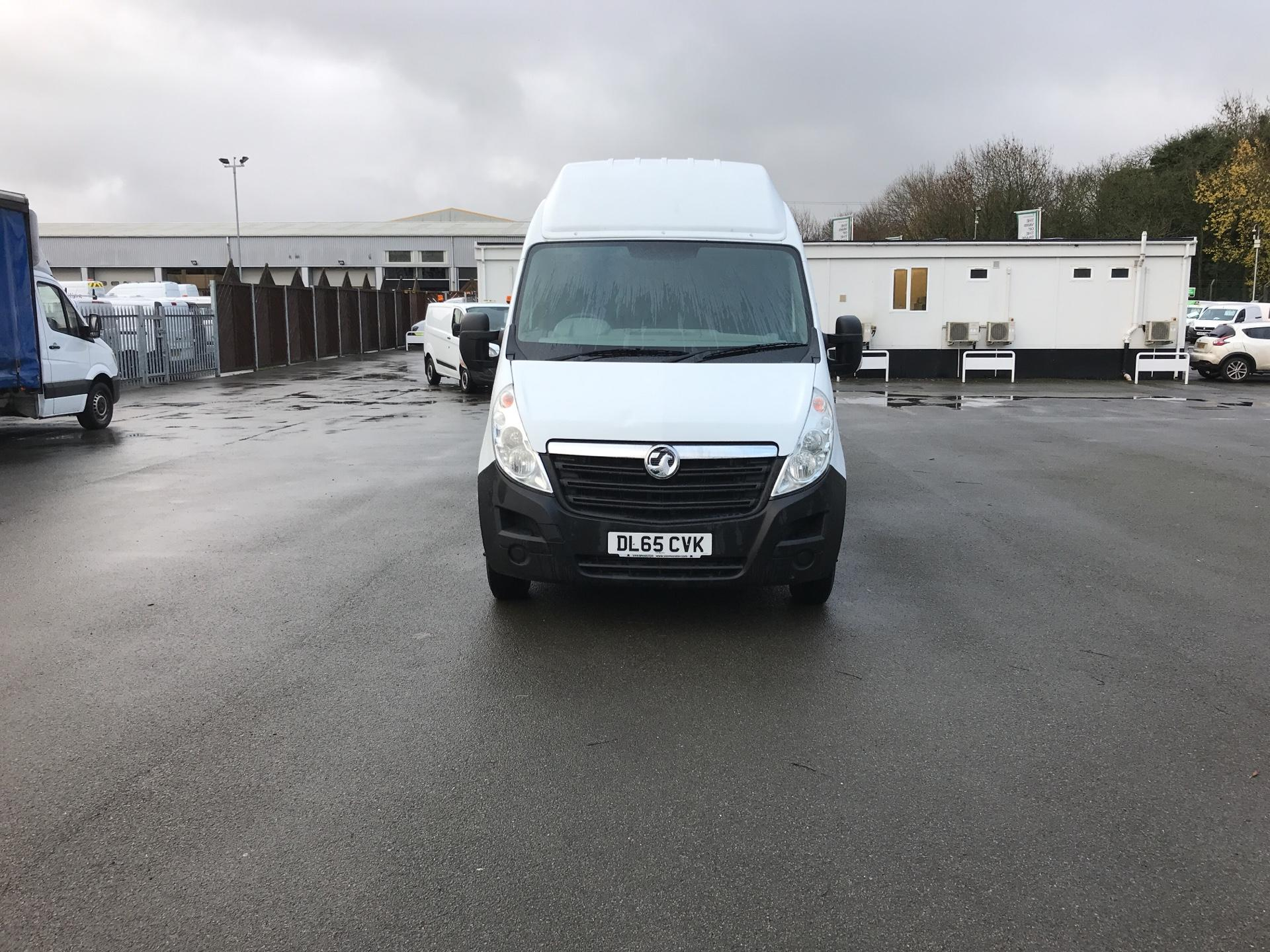 2015 Vauxhall Movano 35 L3 H3 125PS EURO 5 *VALUE RANGE VEHICLE - CONDITION REFLECTED IN PRICE* (DL65CVK) Image 8