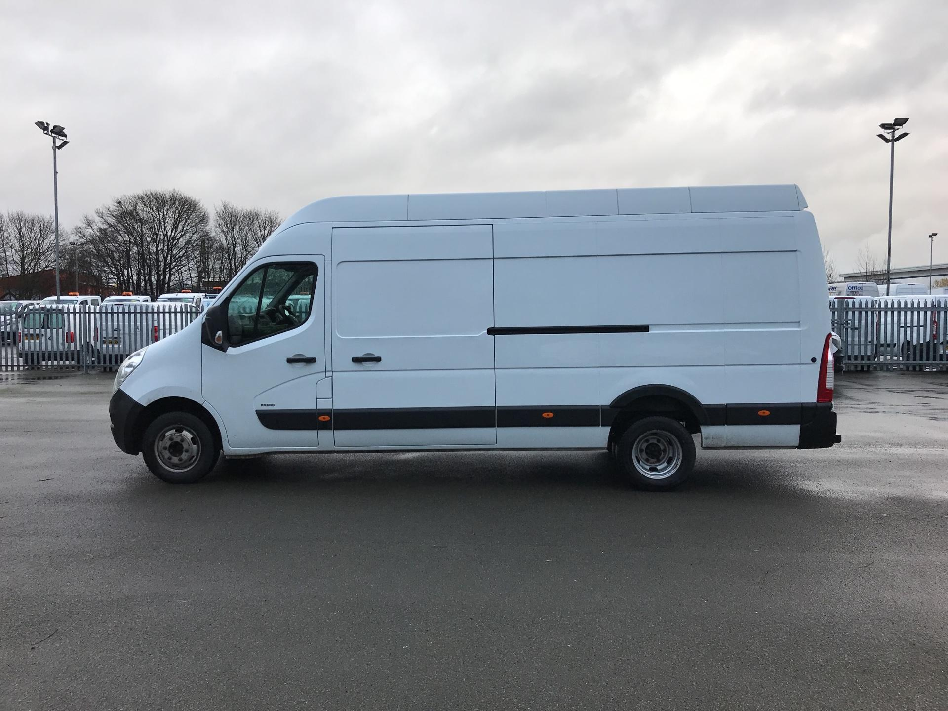 2015 Vauxhall Movano 35 L3 H3 125PS EURO 5 *VALUE RANGE VEHICLE - CONDITION REFLECTED IN PRICE* (DL65CVK) Image 6