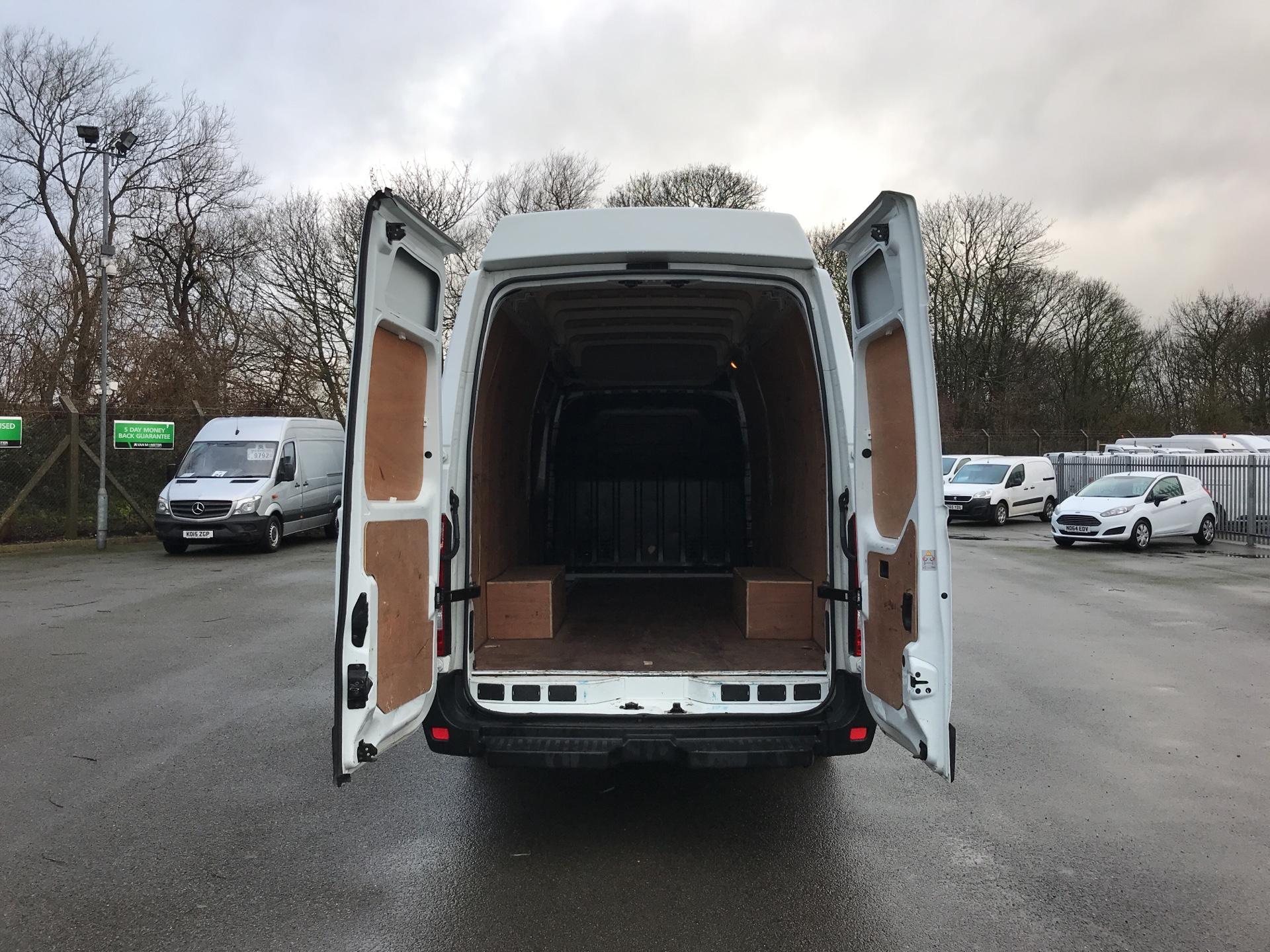 2015 Vauxhall Movano 35 L3 H3 125PS EURO 5 *VALUE RANGE VEHICLE - CONDITION REFLECTED IN PRICE* (DL65CVK) Image 15