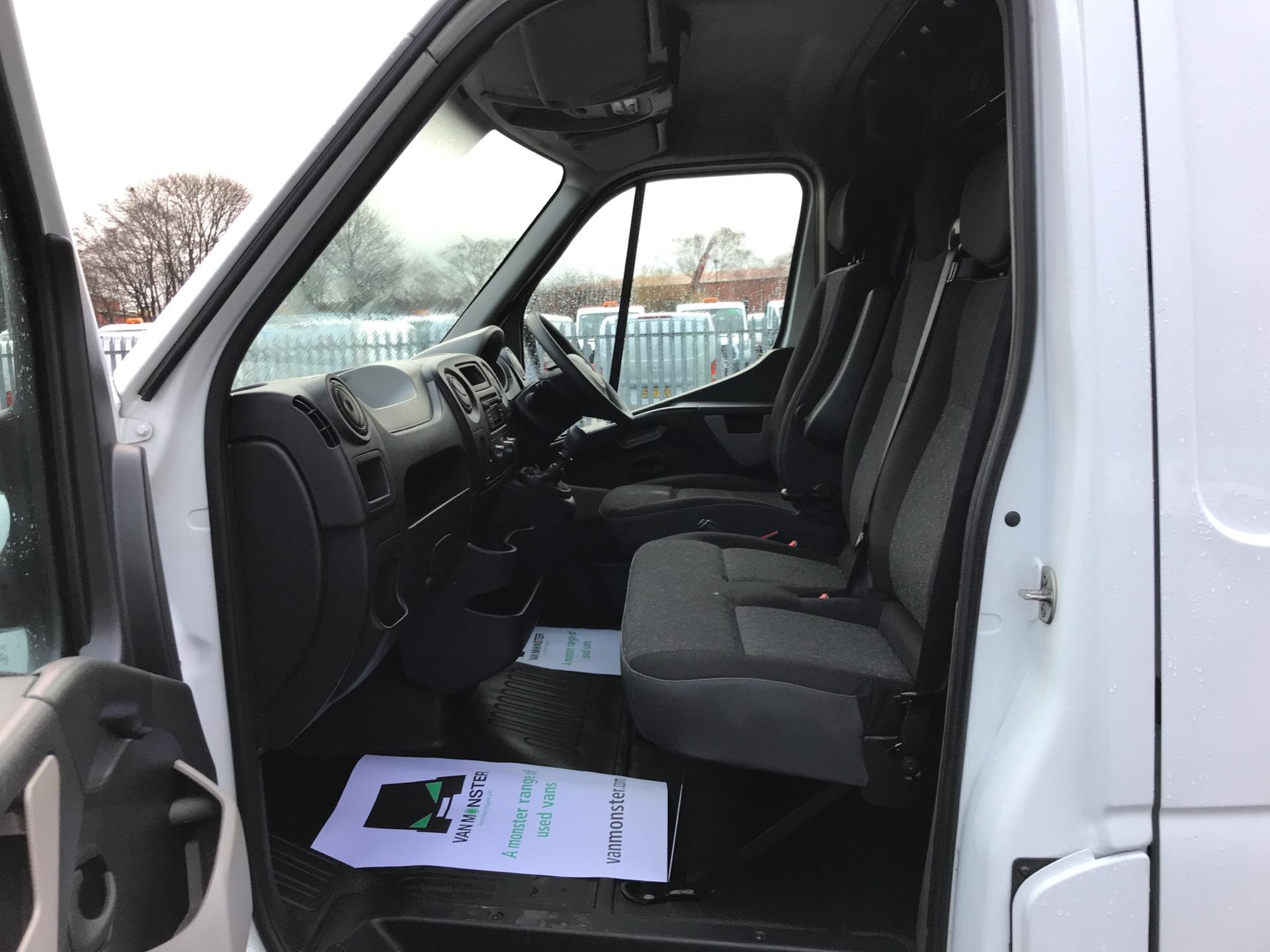 2015 Vauxhall Movano 35 L3 H3 125PS EURO 5 *VALUE RANGE VEHICLE - CONDITION REFLECTED IN PRICE* (DL65CVK) Image 14