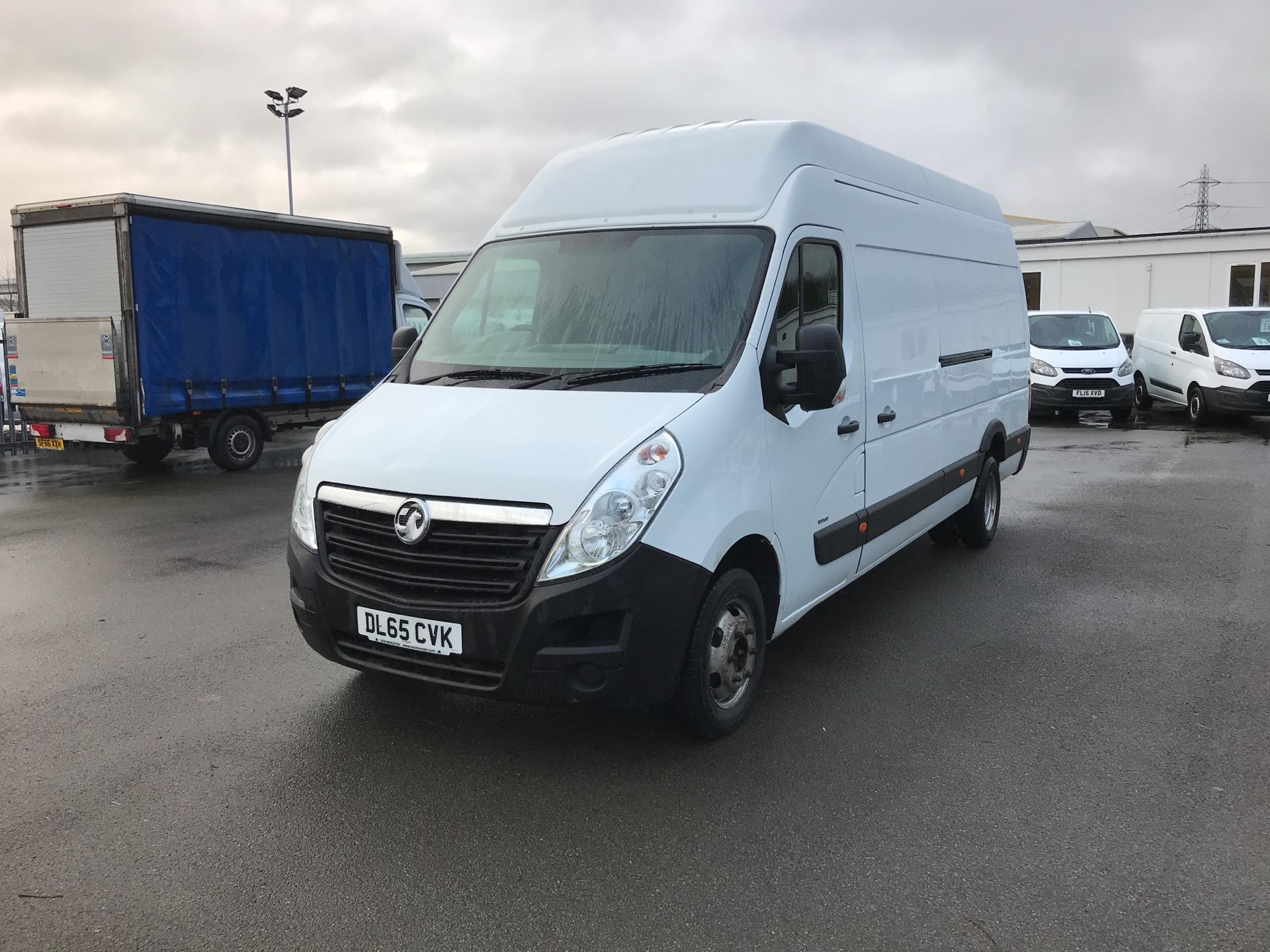 2015 Vauxhall Movano 35 L3 H3 125PS EURO 5 *VALUE RANGE VEHICLE - CONDITION REFLECTED IN PRICE* (DL65CVK) Image 7