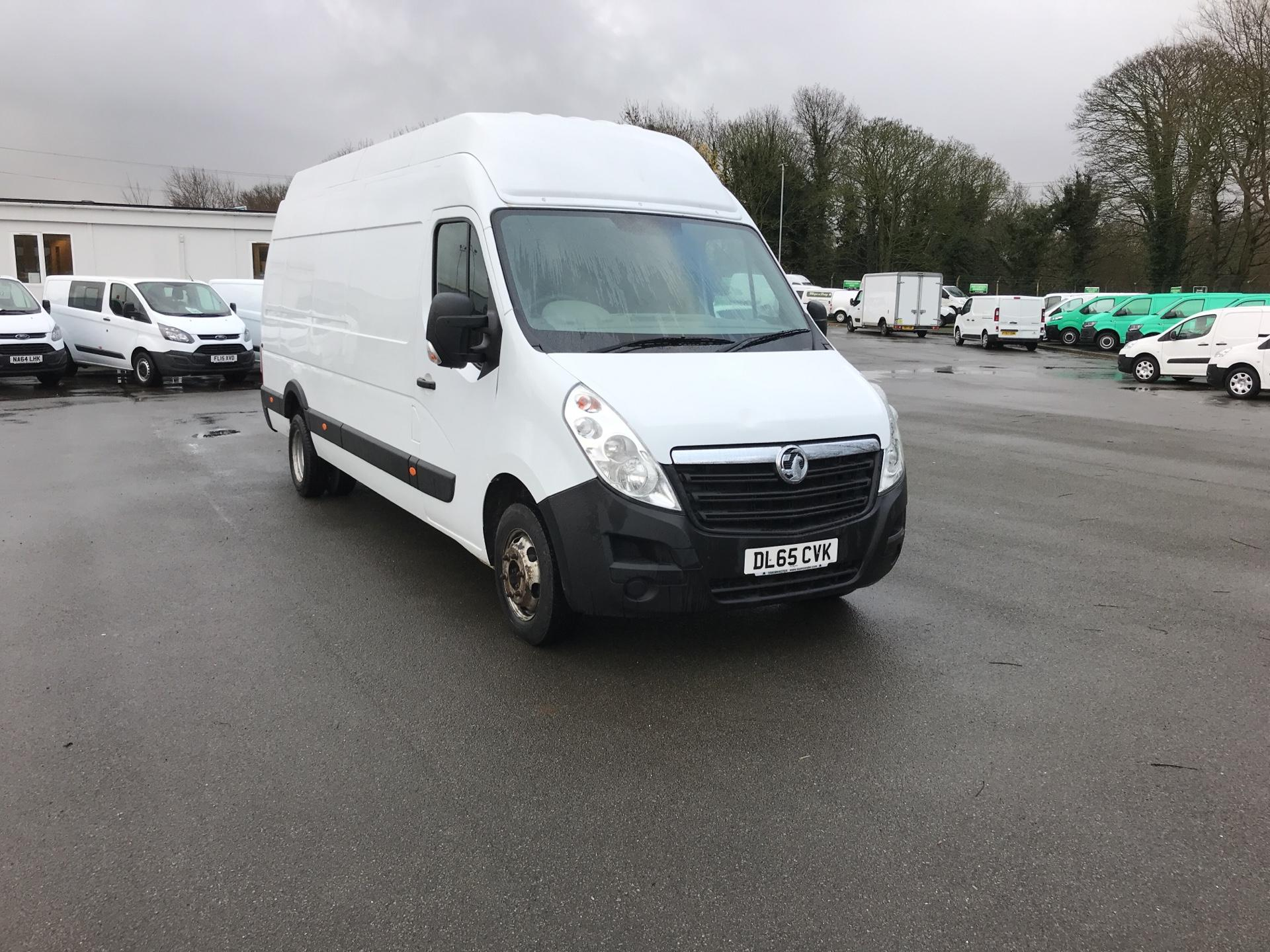 2015 Vauxhall Movano 35 L3 H3 125PS EURO 5 *VALUE RANGE VEHICLE - CONDITION REFLECTED IN PRICE* (DL65CVK)