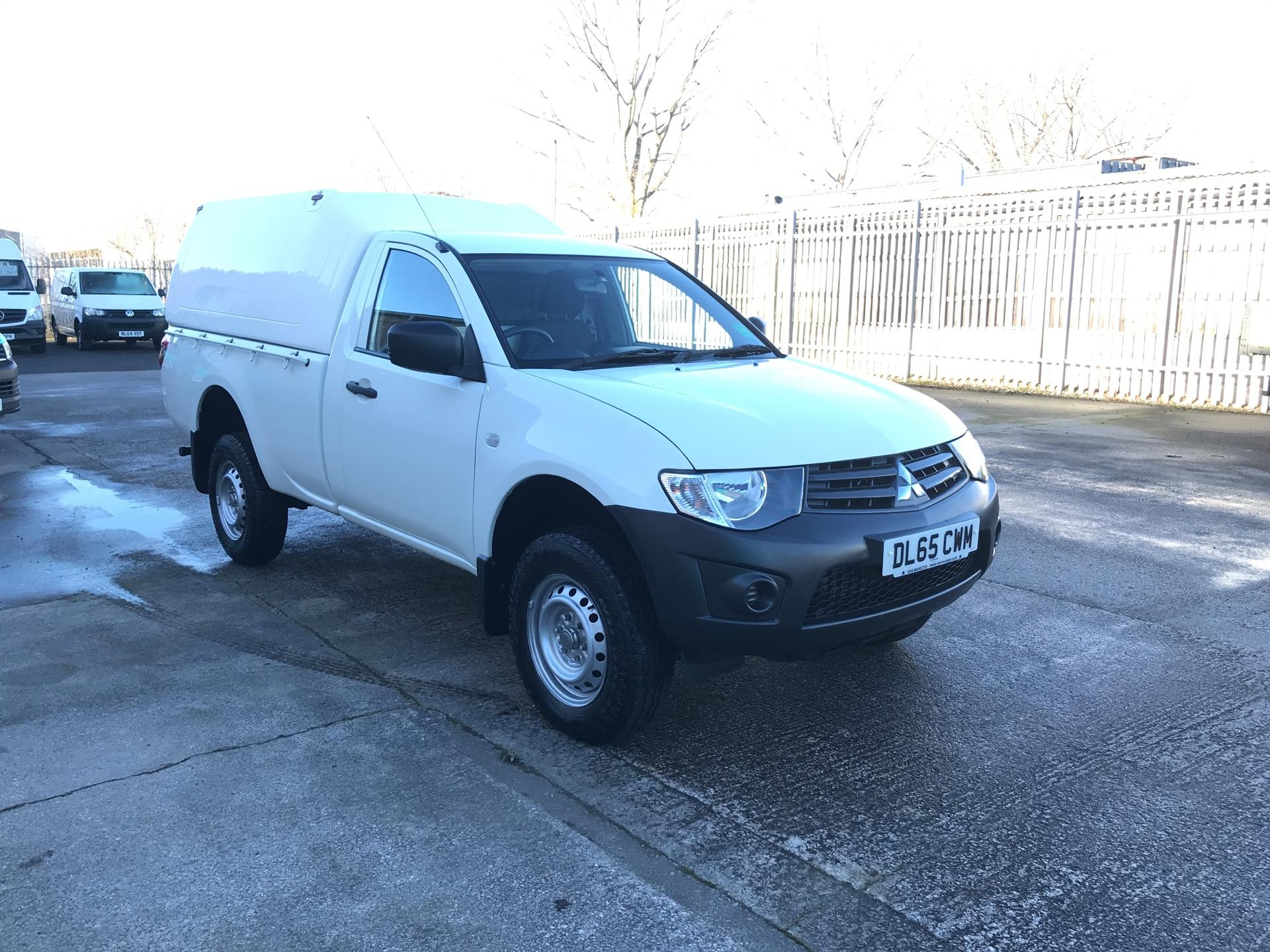 2015 Mitsubishi L200 4LIFE 4X4 SINGLE CAB 134PS EURO 5 (DL65CWM)