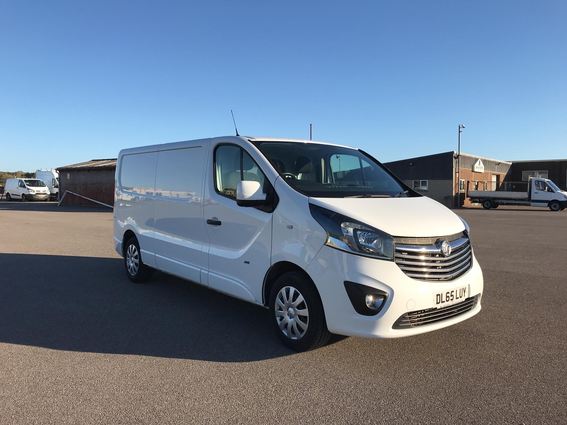 2015 Vauxhall Vivaro L2 H1 2900 1.6 115PS SPORTIVE EURO 5.  (DL65LUY)