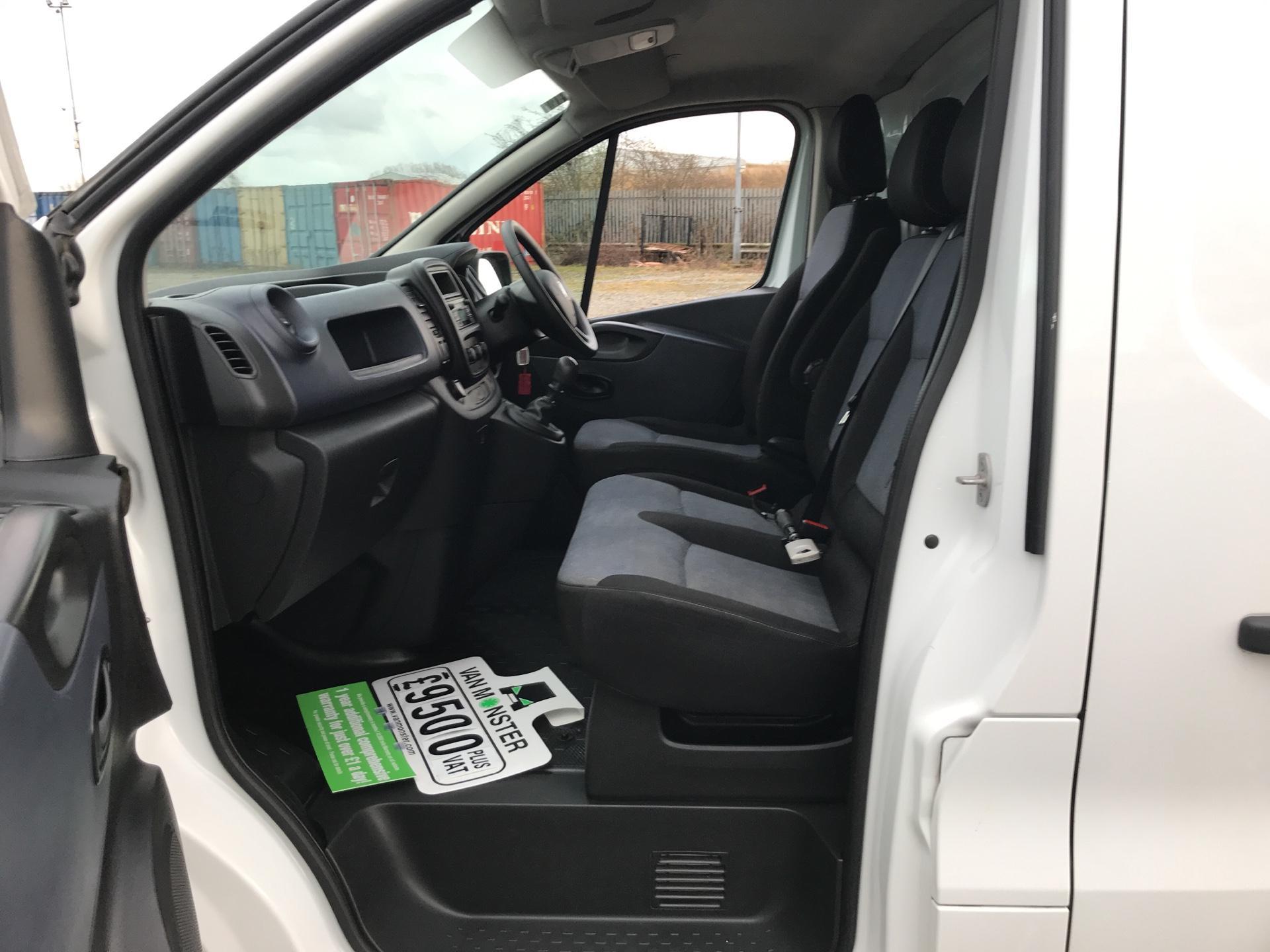 2016 Vauxhall Vivaro  L2 H1 2900 1.6 115PS EURO 6 (DL66BYV) Image 14