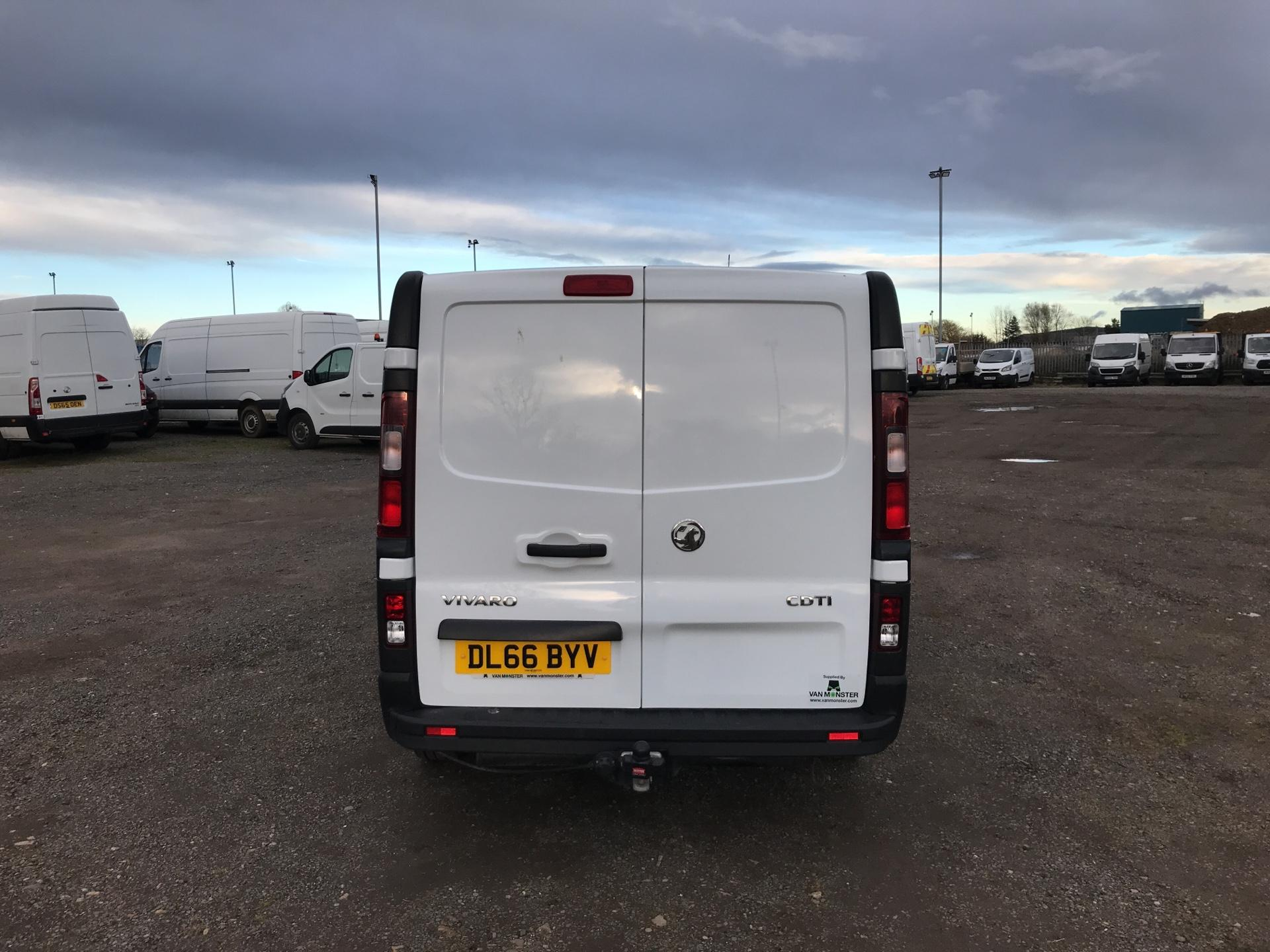 2016 Vauxhall Vivaro  L2 H1 2900 1.6 115PS EURO 6 (DL66BYV) Image 4