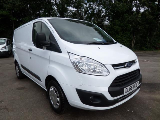 2016 Ford Transit Custom 270 L1 FWD 2.0 Tdci 130Ps Low Roof Trend Van EURO 5 (DL66HCE)