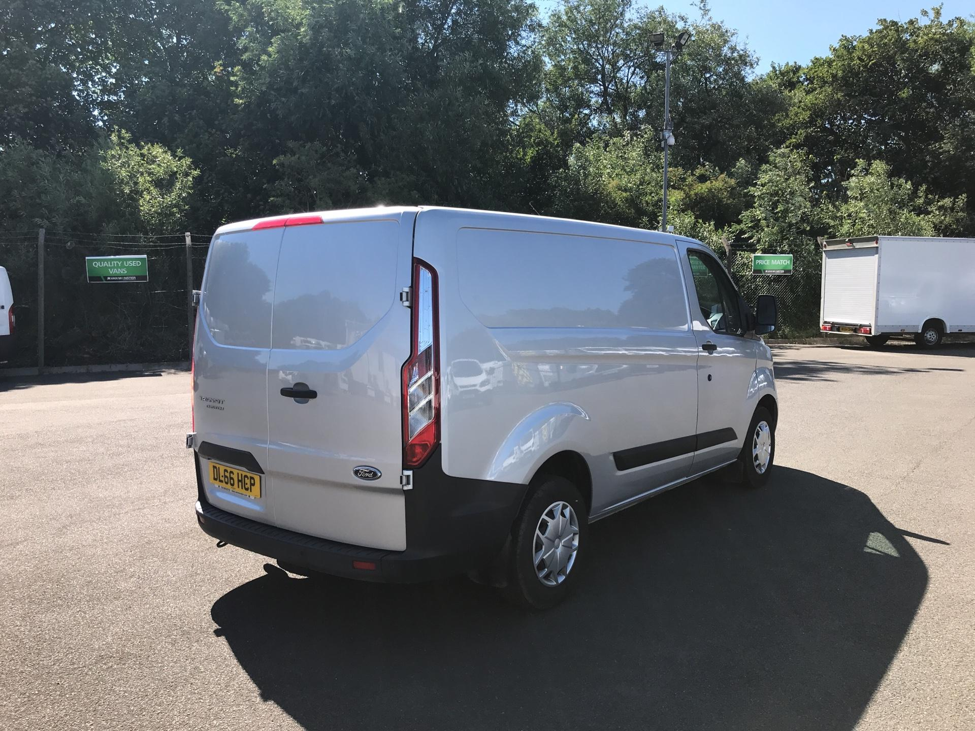 2016 Ford Transit Custom 270 L1 DIESEL FWD 2.2 TDCI 130PS LOW ROOF TREND VAN EURO 5 (DL66HCP) Thumbnail 3